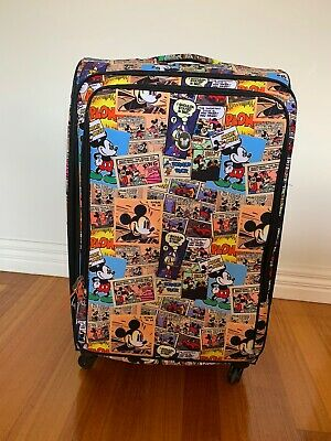 Suitcase With mickey Mouse