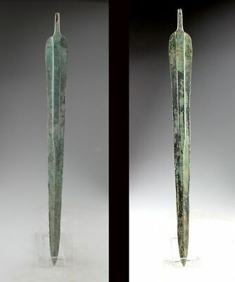 *SC* 48,5 cm BRONZE SWORD, ANCIENT NEAR EAST, 1400-1000. BC!