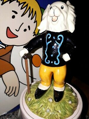 "Royal Doulton Rupert Bear Collection ""Leading The Way"" Figurine"