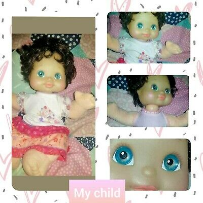 My Child Doll Plus Pumpkin Patch Outfit  Vintage Collectable