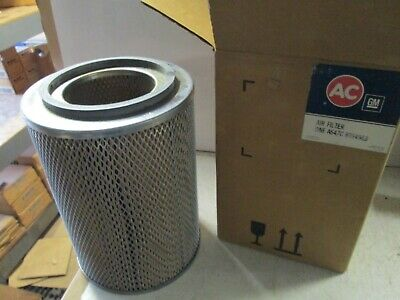 ACDelco A647C Air Filter   GM #8994963