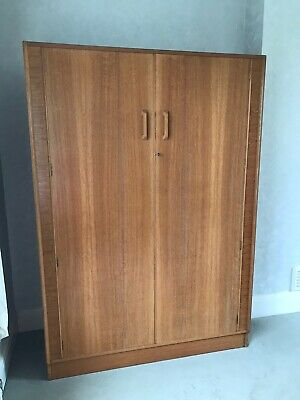 G Plan Ladies vintage Wardrobe.  Very good clean condition, well cared for.