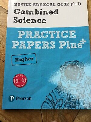 REVISE Edexcel GCSE 9-1 Combined Science Higher Practice Papers Plus: for the 16