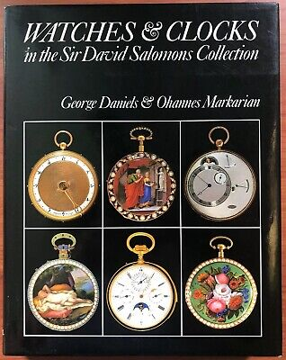 Watches & Clocks In The Sir David Salomons Collection HBDJ 1980