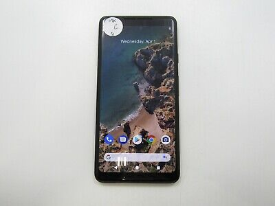 Google Pixel 2 XL G011C 64GB Unlocked Check IMEI Fair Condition 6-085