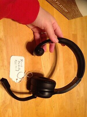 RAND MCNALLY CLEARDRYVE 50 2-IN-1 WIRELESS HEADPHONES/HEADSET CD50 Used