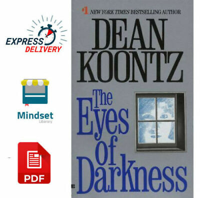 The Eyes Of Darkness By Dean Koontz 1981 ( P.D.F ) ✅VIRUS EPIDEMIC ✅ PDF ✅ 5SEC