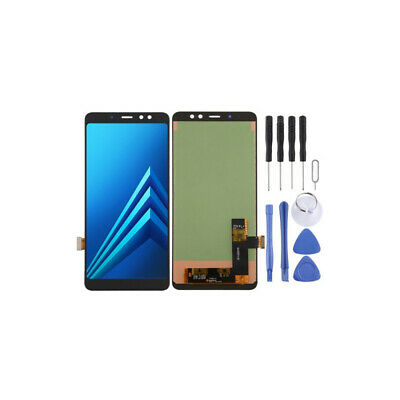 Écran LCD + tactile Galaxy A8+ (2018) + outils offerts