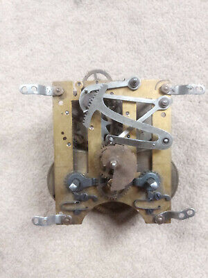 Possibly FHS or HAC Clock Movement For Parts/Repair  (2)