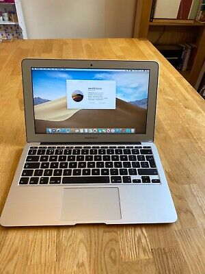 MacBook Air 11-inch Early 2015 1.6Ghz Intel Core i5 4gb Ram 256gb SSD
