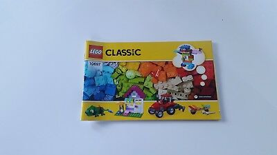 Lego !! Instructions Only !! For 10697