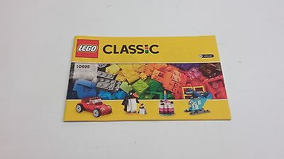 Lego Classic !! Instructions Only !! For 10695 Creative Brick