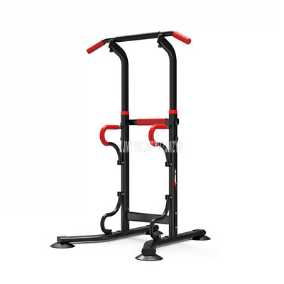Indoor-Fitness-Home-Workout-Pull-Up-Station-Wandmontage-Dip-station-Pull-Up-Bar