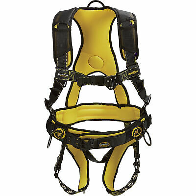 Guardian Fall Protection Cyclone Construction Harness - XL