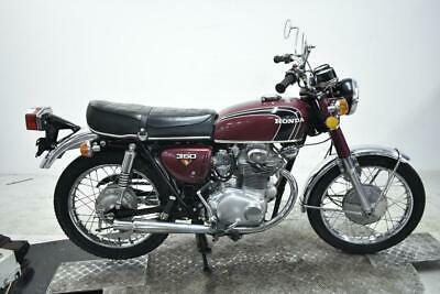 1972 Honda CB350K4 Unregistered US Import Very Clean Classic Running Project