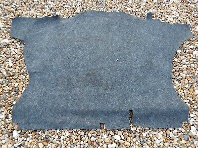 Rover 200 MG ZR Boot Mat Bootlid Tailgate Trunk Carpet FLOOR card