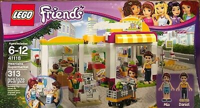 Lego Friends Stickers from Set 41118 Complete