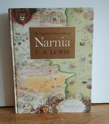 The Complete Chronicles of Narnia - C. S. Lewis (Hardback Ed)