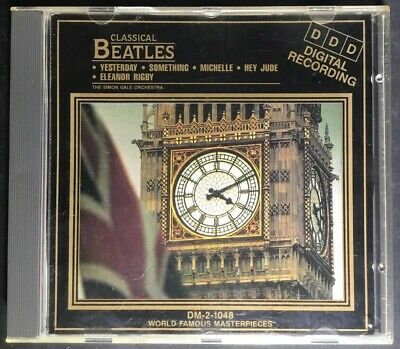 Classical Beatles CD The Simon Gale Orchestra DDD Recordings Hey Jude