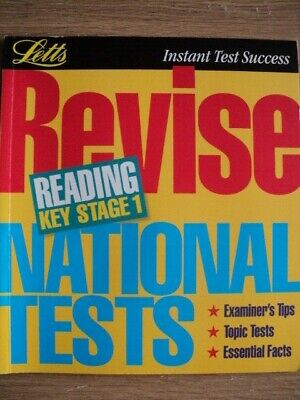 LETTS  KS1 REVISE READING NATIONAL TESTS Home education Home Schooling