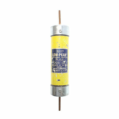Cooper Bussmann Lps-Rk-110Sp Dual-Element Time-Delay Class Rk1 Fuse, 600V, 110A