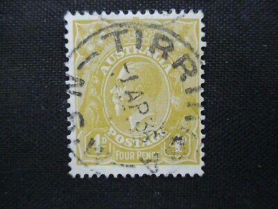 Australian KGV Stamps: Single Stamp (USED) - Must Have! (L63)