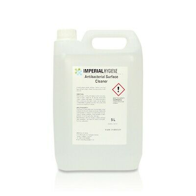 Antibacterial Surface Cleaner 5L Concentrate - Imperial Hygiene