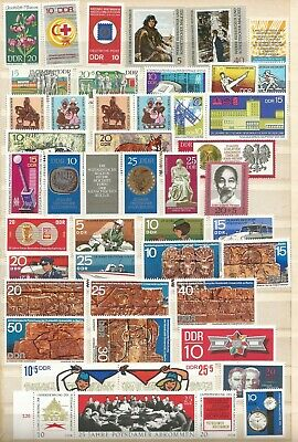 East Germany A Selection of Unmounted Mint Stamps Selection 7