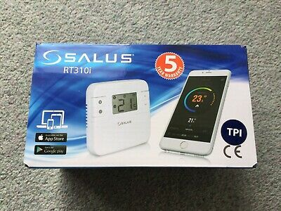 SALUS SMARTPHONE Controlled Thermostat - RT310i