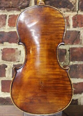 A Very Interesting Old Violin !!!