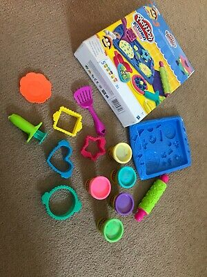 Play-doh Kitchen Creations Set Play Toy