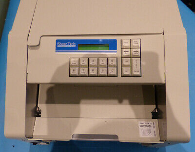 Shear Tech Ds-6500 Bates Page Numbering & Page Counter