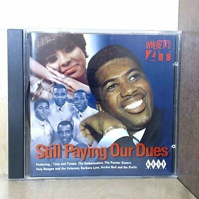 Still Paying Our Dues - Various Artists (CD, 1999, Ace) 3228
