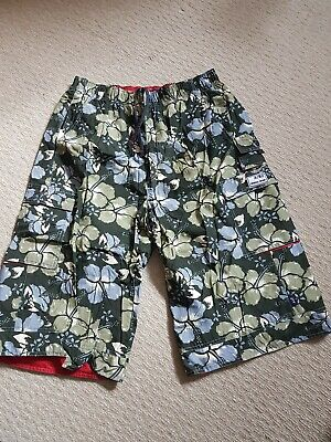 Abercrombie and Fitch Mens Board Shorts - L