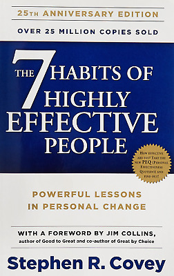 The 7 Habits of Highly Effective People by Stephen R. Covey (only PÐF version)