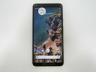 Google Pixel 2 XL 64GB G011C Unlocked Check IMEI Fair Condition 6-707