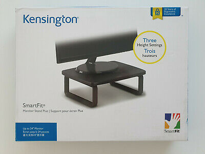 """Kensington SmartFit Monitor Stand (Up to 24"""" Monitor)"""