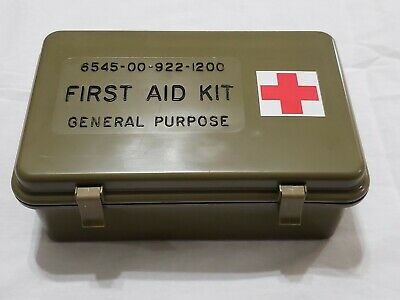 First Aid Military General Purpose First Aid Kit 6545-00-922-1200