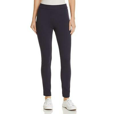 Theory Womens Adbelle Navy Twill Low Rise Skinny Pants Trousers P XS BHFO 1047