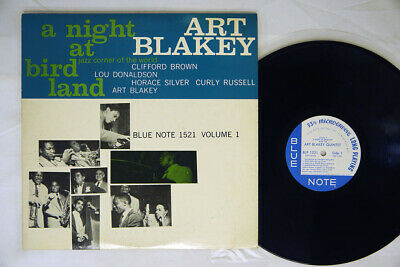 ART BLAKEY QUINTET A NIGHT AT BIRDLAND VOL.1 BLUE NOTE GXF-3003 Japan VINYL LP