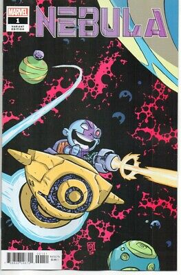 Nebula #1 Young Variant 2099 Nm