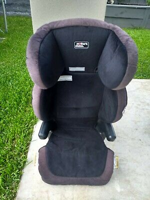 Mother's Choice child booster seat with 5 position adjustable height headrest