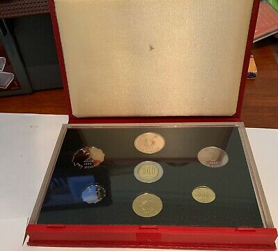Hong Kong 1993 Proof 7 Coin Collection Set
