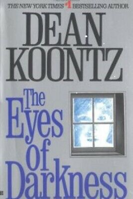 The Eyes of Darkness by Dean Koontz /P.D.F/E-B00K
