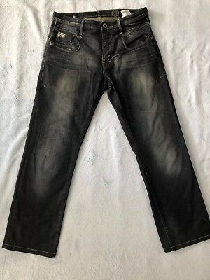 g star raw jeans, Size 29/Length 32