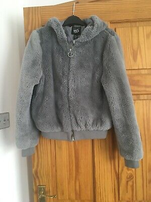 Girls New Look Fleece Jacket Age 12-13 Years