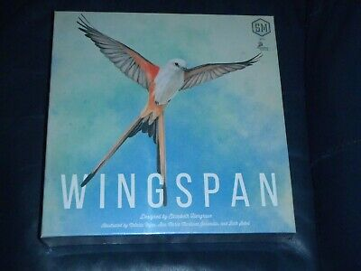 StoneMaier WINGSPAN Board Game    ** NEW + SEALED **