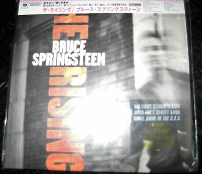 NEU + OVP Limited Edition Japan CD The Rising - Bruce Springsteen