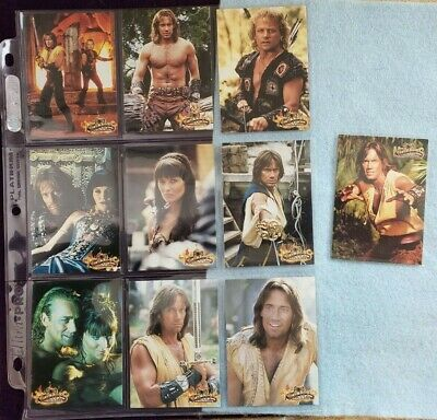 HERCULES THE COMPLETE JOURNEYS HEAVENLY BODIES SINGLE CARDS