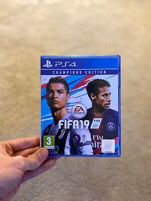 FIFA 19 Standard PlayStation 4 PS4 Excellent